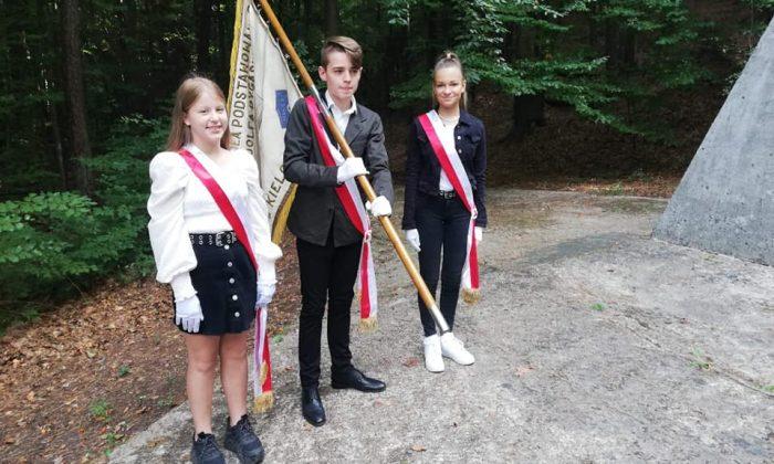 Uroczystość poświęcona kielczanom i harcerzom zamordowanym przez Niemców w latach 1940-1944