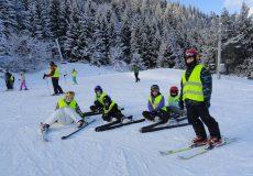 Obóz narciarski na Słowacji