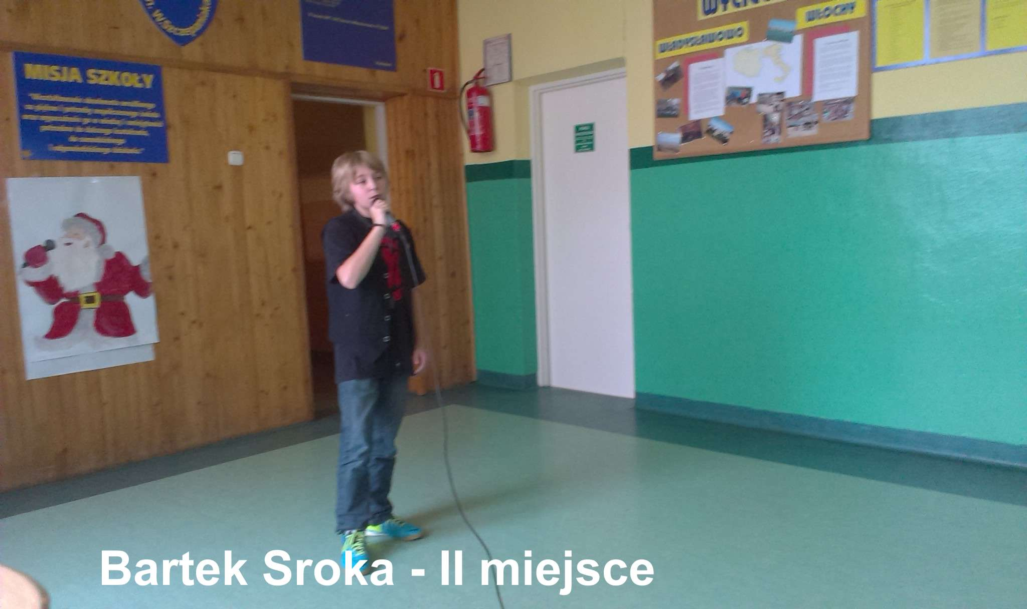 05 Bartek Sroka II miejsce