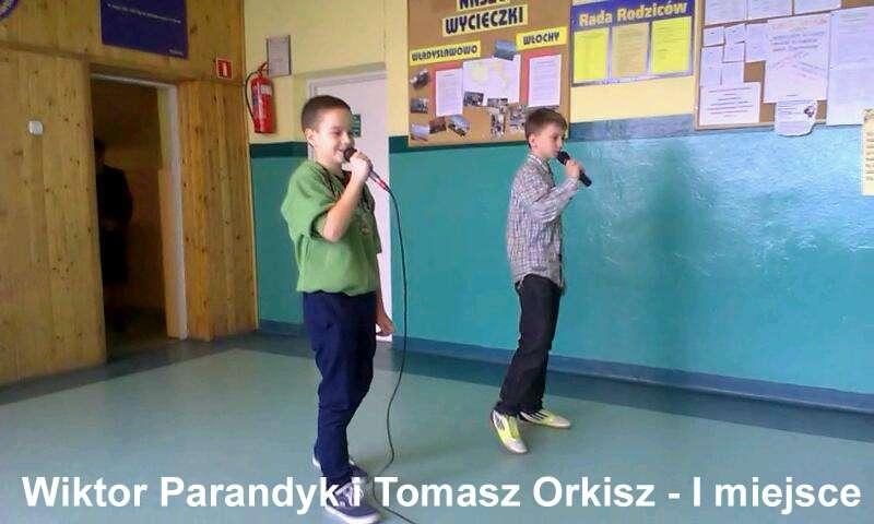 06 Wiktor Parandyk i Tomasz Orkisz - I miejsce