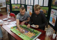 Spotkanie z piłkarzami Korony Kielce