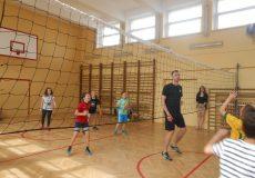 Dziś w naszej szkole gościli siatkarze Effectora Kielce
