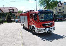 Wizyta Strażaków w naszej szkole