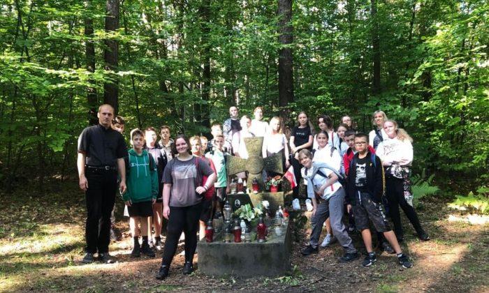 Szkolny Rajd – Kieleccy Westerplatczycy – śladami II wojny światowej i jej bohaterów