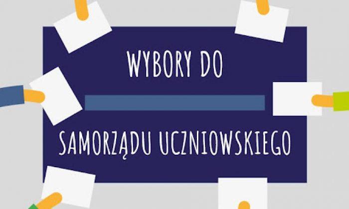 Wybory do Samorządu Uczniowskiego – ogłoszenie!