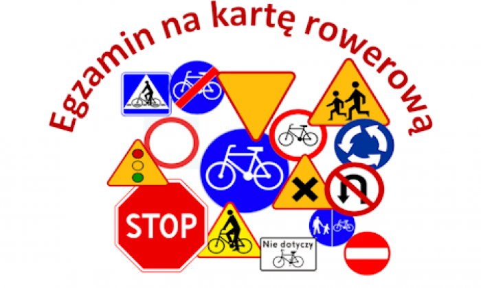 Egzamin na kartę rowerową 👀👍🚴♂️🚴🧏♂️